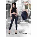 Ladies Stretchable Casual Denim Jeans