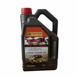 Resso 1 Diesel Engine Oil