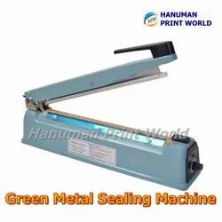 Green Metal Sealing Machines
