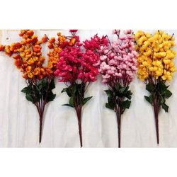 Beautiful Plastic Flower, for Home