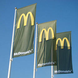 Promotional Flag Printing Service