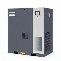Atlas Copco Lubricated Screw Air Compressor