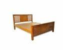 Wooden Cot Usa Model (Teak Wood)