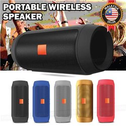 SYL Black Speaker Charge 2