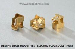 Brass Stamped Sockets