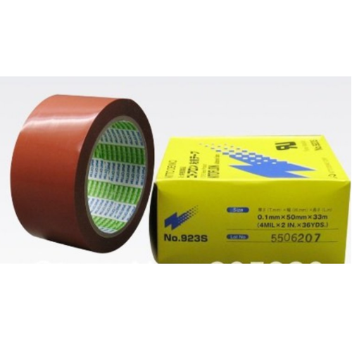 """923S NITTO Tape, Size: 2"""" X33 Mt, Rs 4500 /roll, Supreme Industries"""