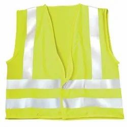 High Visibility Vests (60 GSM 2V1H 1.75 Tape)