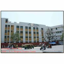 Hospital Construction Service, Local + 250