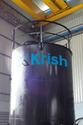 Semi-automatic Ss Hcl Acid Storage Tanks, For Chemical Industries, Capacity: 5000-10000 L