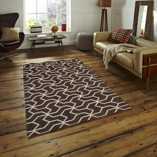 Vimla International Cotton Handmade Carpet