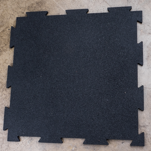 Solid Rubber Puzzle Mats