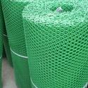 Green Plastic Wire Mesh, For Industrial, Garden
