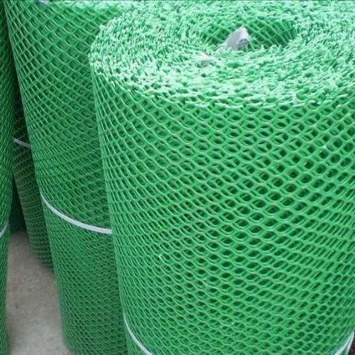 Green Plastic Wire Mesh, For Industrial,Garden