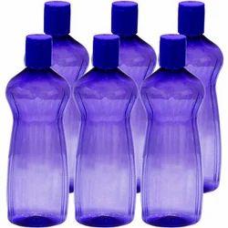 Purple PET Fridge Water Bottle, Capacity: 1 Liter
