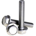 Stainless Steel Hex Flanged Bolts For Machinery Industry