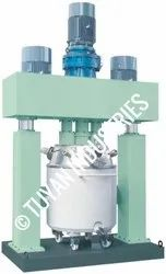 Triple Shaft Disperser