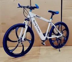 Being Human White BH27 Cycle