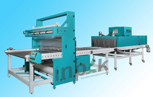 Shrink Wrapping Machine For Garment Industry