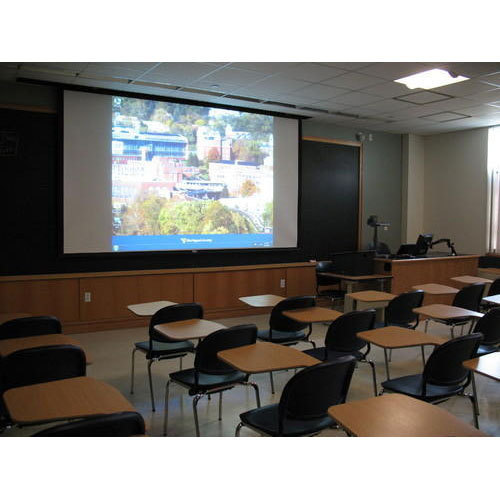 Image result for projector in classroom