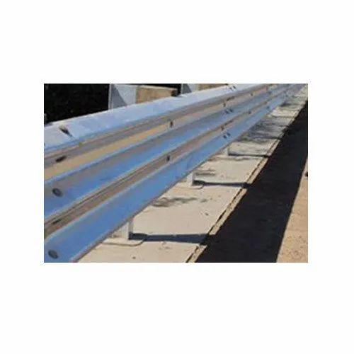 Metal Beam Crash Barriers (Guardrail)