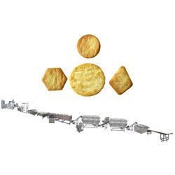 Rice Chips Processing Line