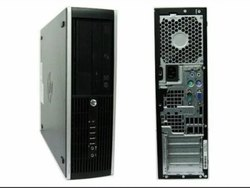 Hp Desktop Cpu HP 6300 REFURBISHED CPU, Memory Size: 4 Gb, for Computer