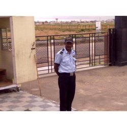 Unarmed Male Industrial Security Guard Services
