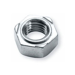 Stainless Steel Weld Hex Nut, Size: M6 To M39, Packaging Type: Box