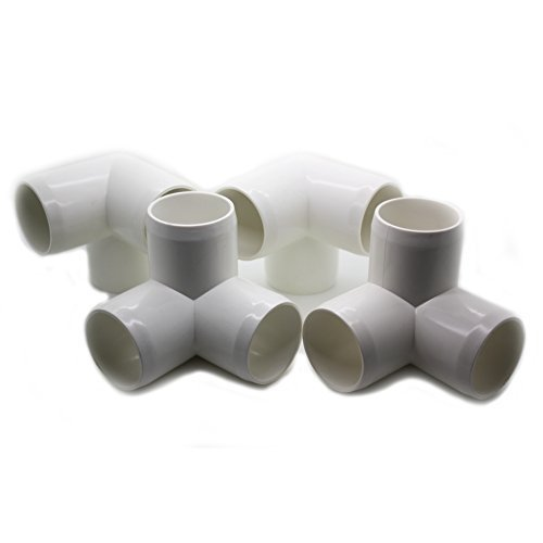 3 Way Tee PVC Fitting, Structure Pipe, Hydraulic Pipe