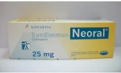Neoral 25 mg