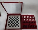 Marble Chess Set And Board