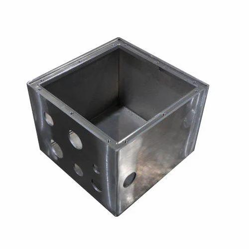 Square Sheet Metal Box At Rs 1200 Piece Sheet Metal Box