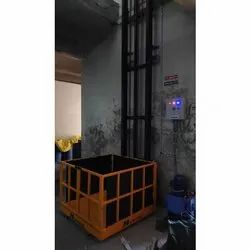 Hydraulic Goods Elevators