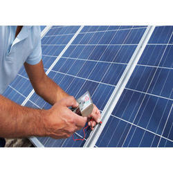 Solar Power Plant Maintenance Service