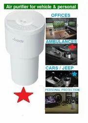 Corona covid 19 VAC - Air Purifier For Vehicle & Personal Air Sterilization
