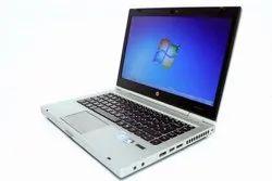 I5 2nd Gen Elitebook Hp 8460p Laptop, Screen Size: 14.1, 4 Gb
