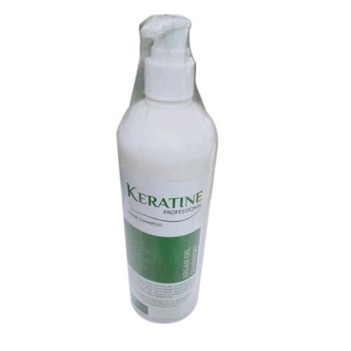Hairfall Natural Keratine Professional Shampoo, Packaging Size: 500 mL