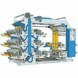 Paper Cup Blanks Printing Machine