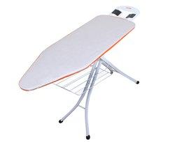 Nexa Plus Jumbo Size Heat Reflector 40% Power Saving Ironing Board with Cloth Rack