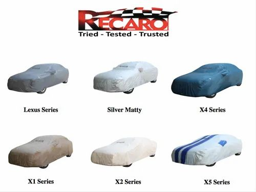 Various Recaro Car Body Covers