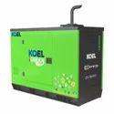 Diesel Koel Slim Power Genset 10 Kva