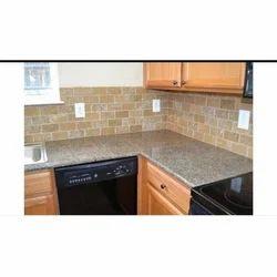 Kitchen Granite Flooring Service