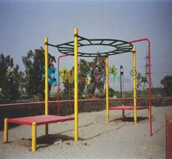 Round Climber For Park And Outdoor Play Area