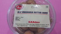 Alif Makhania Butter Jeera Cookies Pack of 25