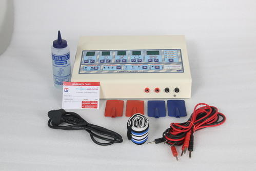 Physiogears White Electro Therapy IFT 29 Program
