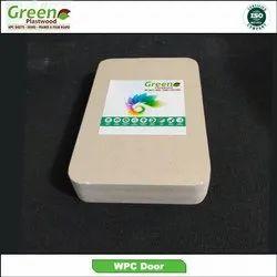 Green Plastwood WPC Solid Door
