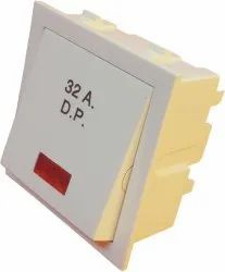 Neeon Wave 32A DP Switch With Indicator
