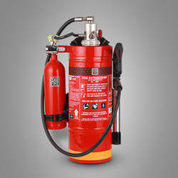stainless steel Red Ceasefire Water-mist Based Compressed Air Foam System (Low Pressure)