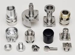 Fluence CNC VMC Machined Components