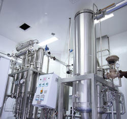 Canadian Crystalline Stainless Steel Water Purification System